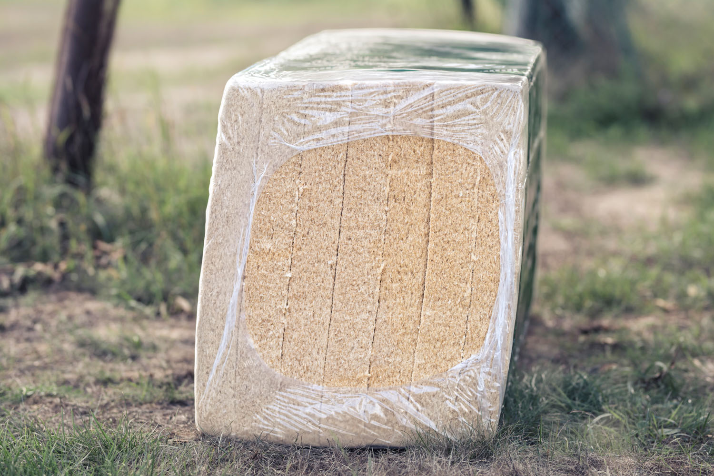 70 mm träfiberisoleringsskiva