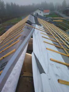 isolering av tak