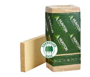 Hunton träfiberisolering, isoleringsskivor