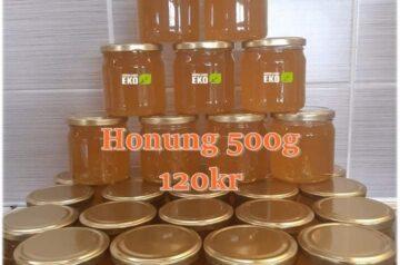 Köpa honung Umeå